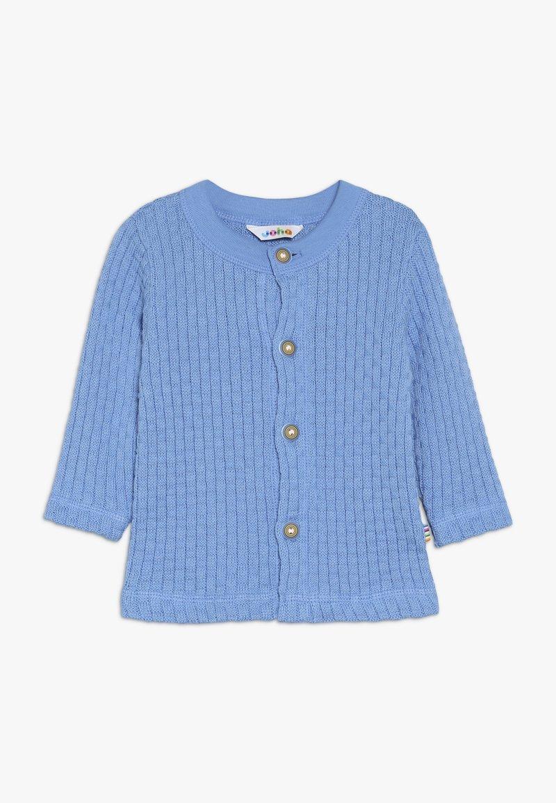 Joha - CARDIGAN - Cardigan - blue