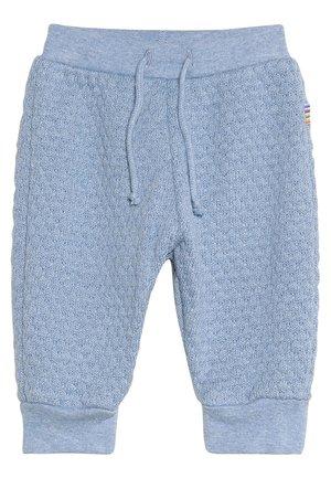PANTS BABY - Pantalones - blue