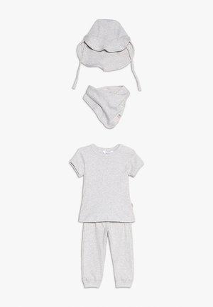 BABY SET - Pañuelo - grey