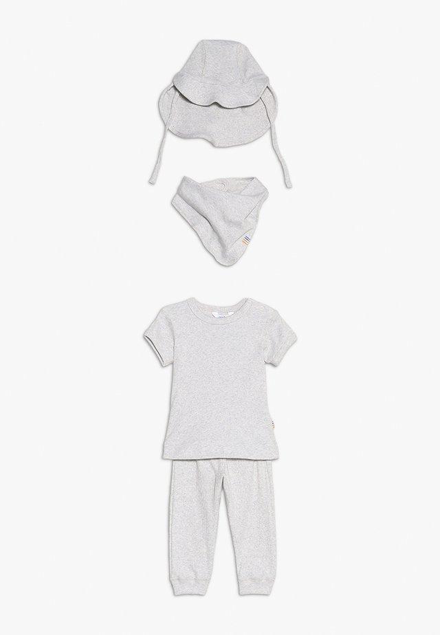 BABY SET - Šátek - grey