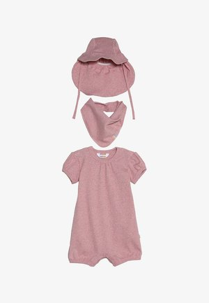 BABY SET - Gorro - rose