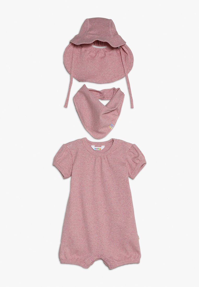 Joha - BABY SET - Huer - rose
