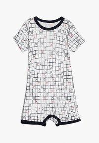 Joha - SUMMER ROMPER BABY - Jumpsuit - white - 0