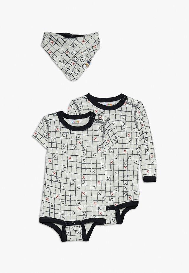 BABY SET - Šátek - white