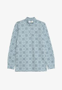Joha - ZIPPER - Long sleeved top - light blue - 2