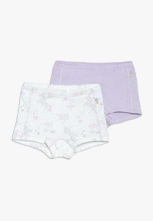 BRIEFS 2 PACK - Bokserit - lilac