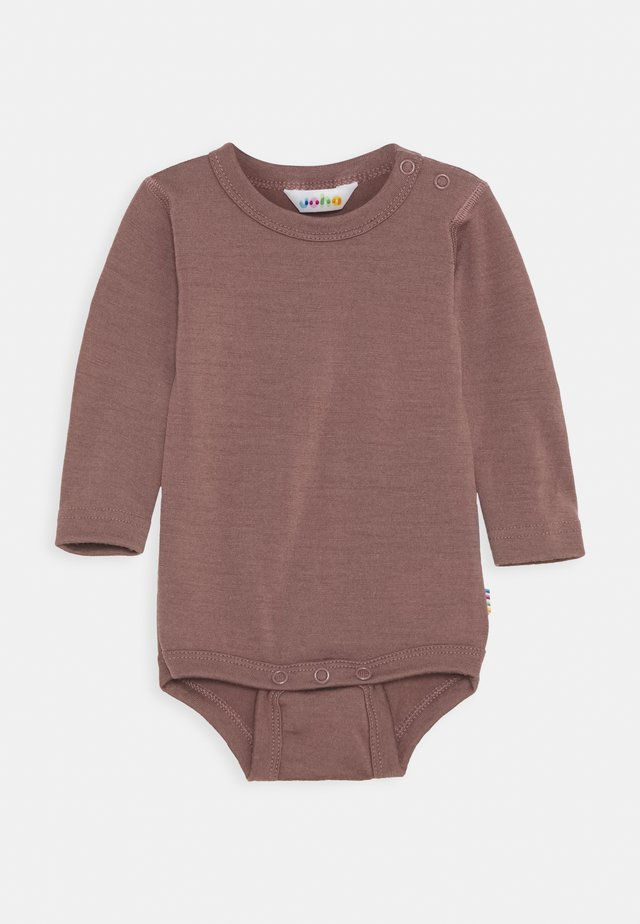 LONG SLEEVES - Body - berry