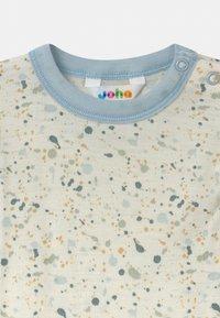 Joha - SHORT SLEEVES - Body - off-white/light blue - 2