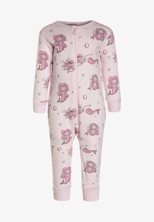 NIGHTSUIT FUSS BABY - Pyžamo - rose