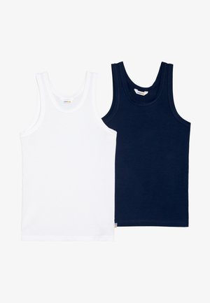 UNDERSHIRT 2 PACK - Undershirt - white