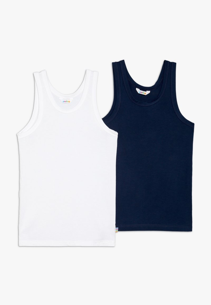 Joha - UNDERSHIRT 2 PACK - Tílko - white