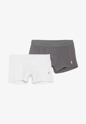 BOXERSHORTS 2 PACK - Pants - white