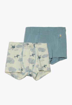 2 PACK - Pants - blue