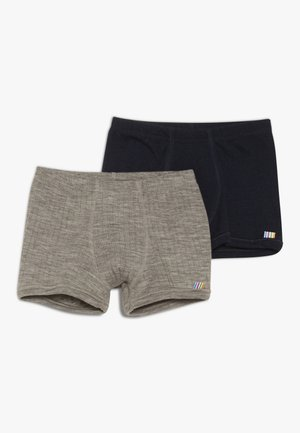 BASIC 2 PACK - Pants - marine