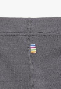 Joha - 2 PACK - Pants - black/grey melange - 4