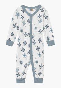 Joha - Pyjama - blau - 0