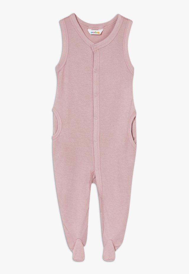 ROMPER FOOT - Pyjamaser - altes rosa