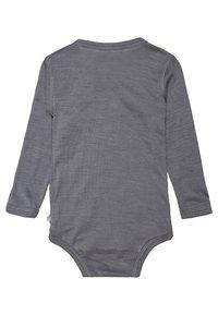 Joha - WRAP AROUND BABY - Body - rabbit grey - 1