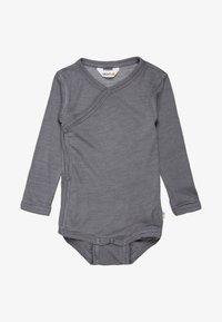 Joha - WRAP AROUND BABY - Body - rabbit grey - 0