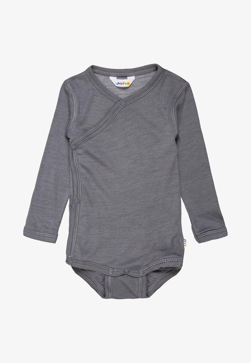 Joha - WRAP AROUND BABY - Body - rabbit grey