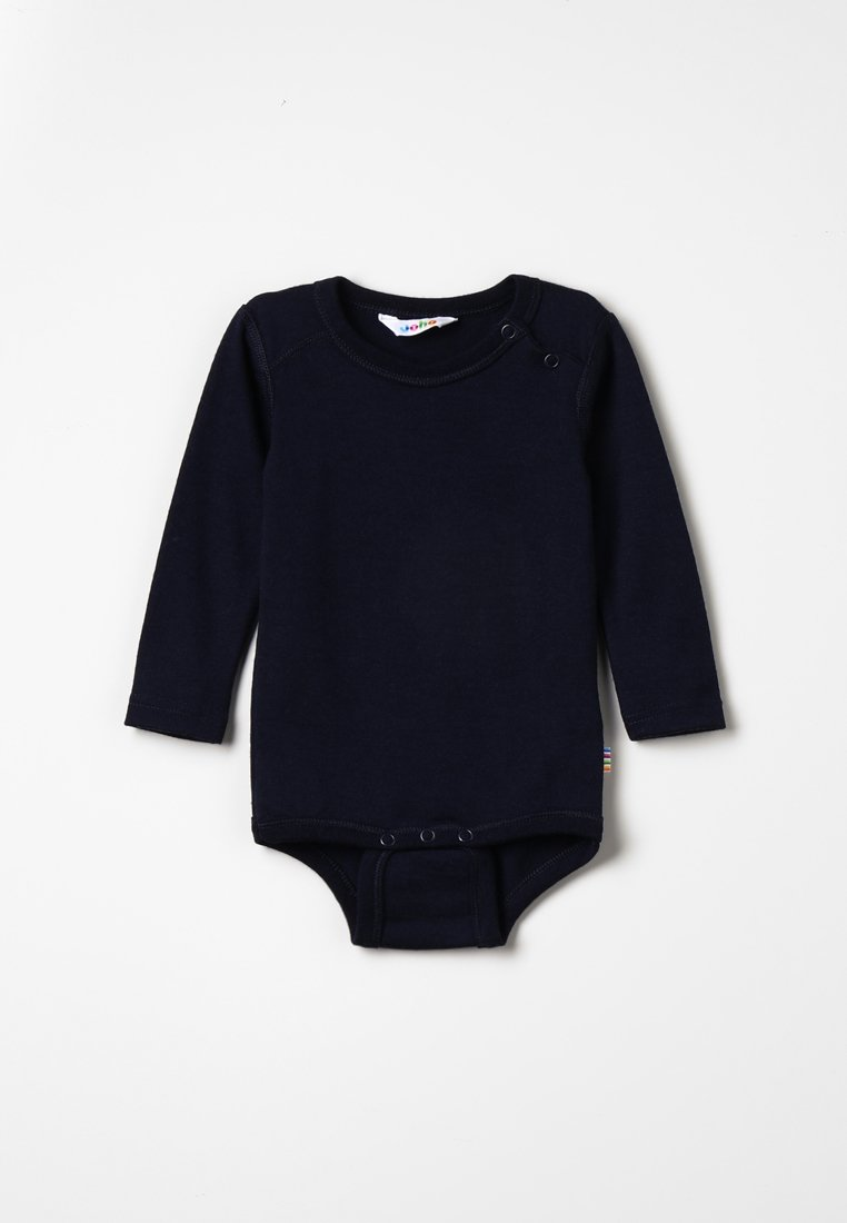 Joha - BODY LONG SLEEVES BABY - Body - dark blue