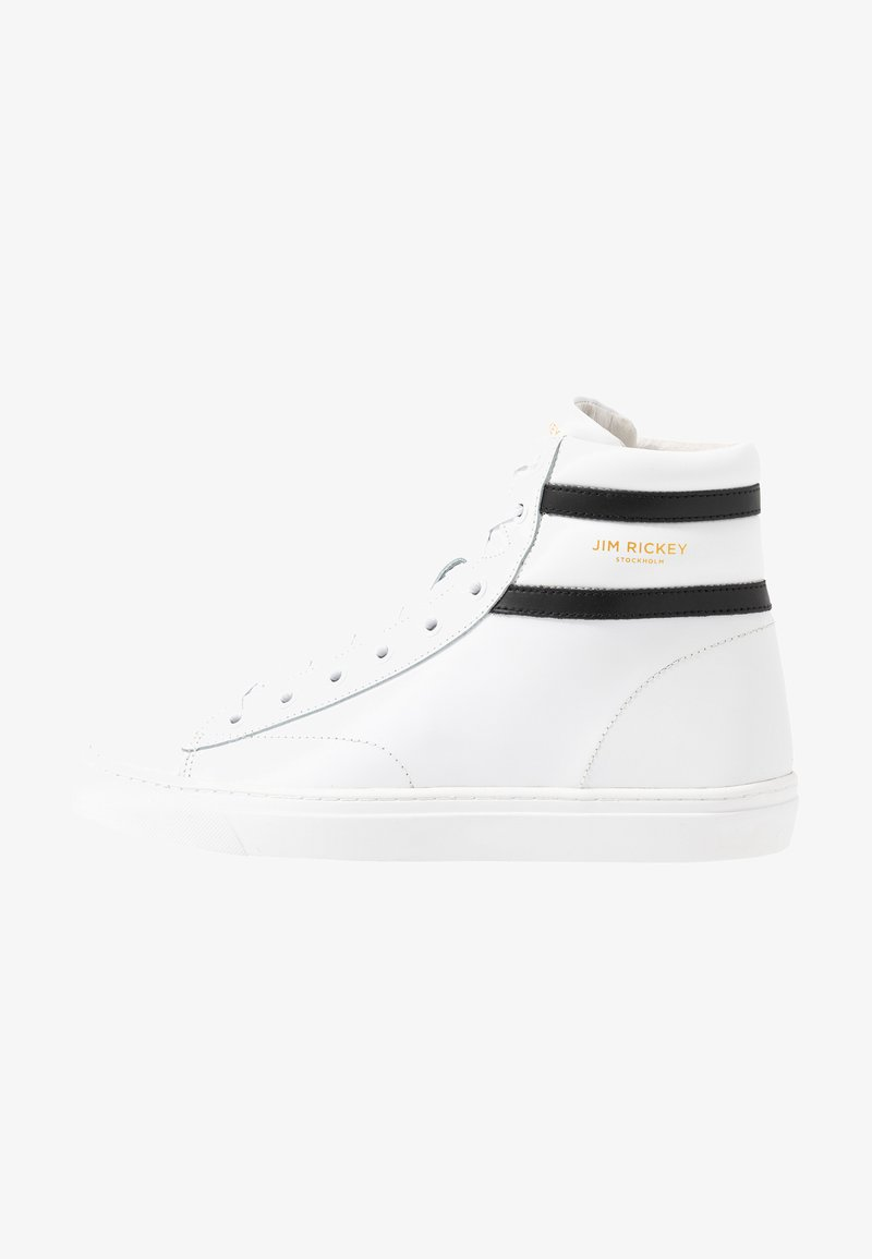 Hoops   Sneakers Hoog by Jim Rickey