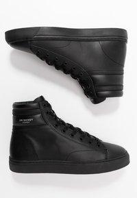 Jim Rickey - HOOPS - High-top trainers - black - 1