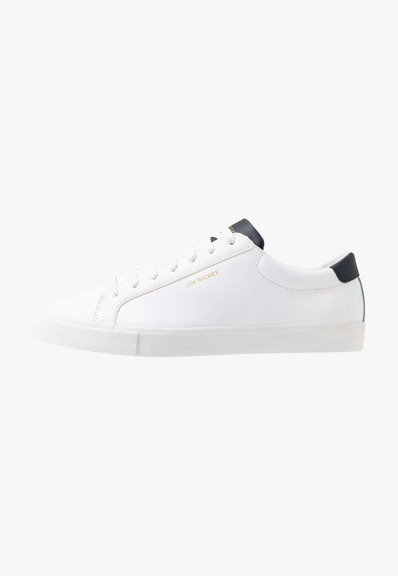Jim Rickey - CHOP  - Sneakers laag - white/navy