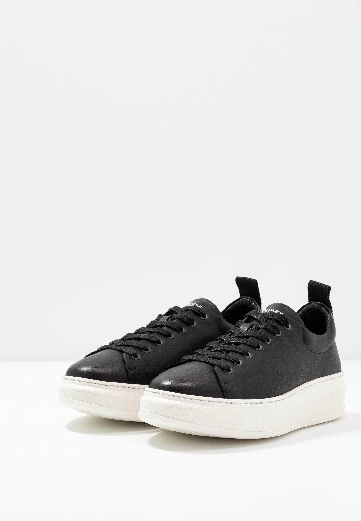 Jim Club TechSneakers Basse Rickey Black 6fYb7gIvy