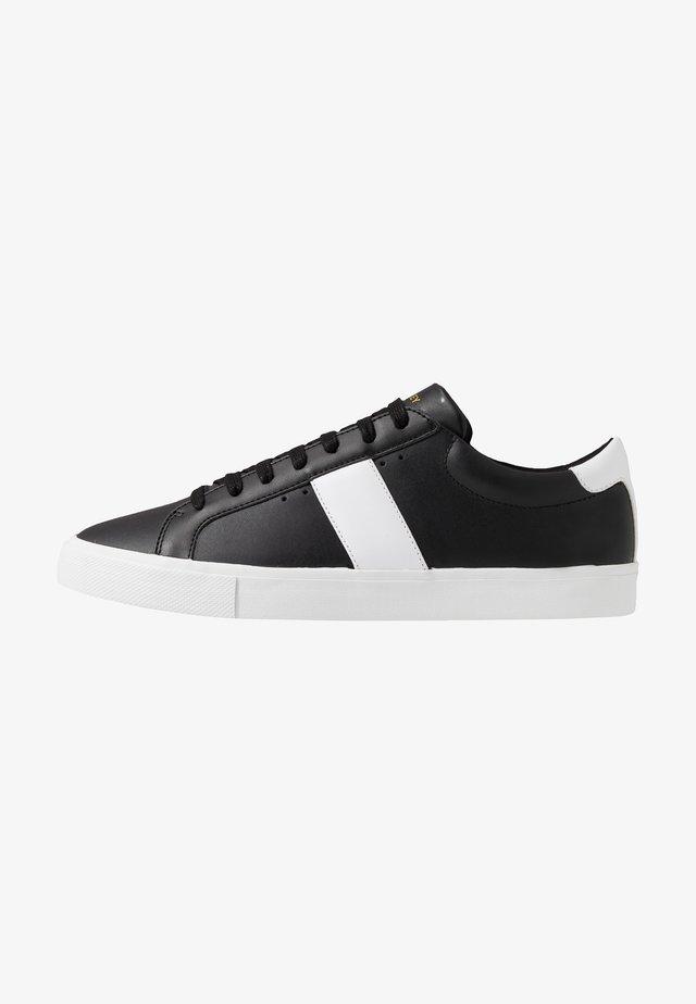 CHOP EVO - Sneaker low - black/white