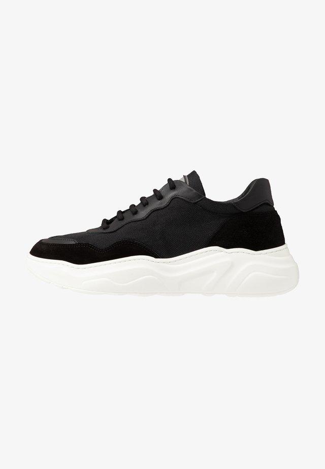 WINNER - Sneakers laag - black