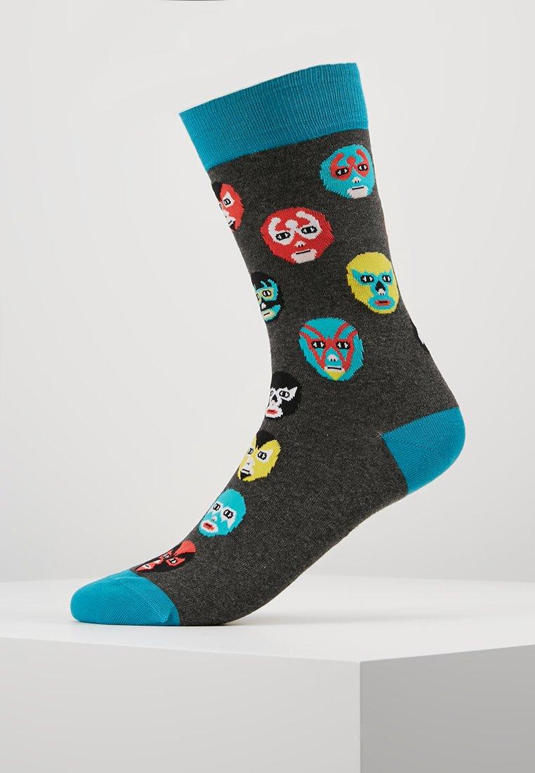 Jimmy Lion - MASKS - Socks - grey