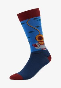 Jimmy Lion - ACQUALUNG - Socks - blue - 1