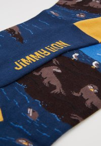 Jimmy Lion - SEAL ISLAND - Skarpety - dark blue - 2