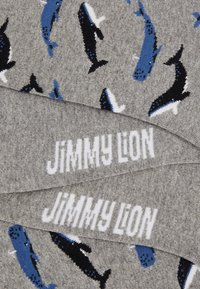 Jimmy Lion - WHALES - Chaussettes - grey - 2