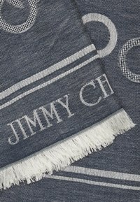 Jimmy Choo - Foulard - navy blue - 1