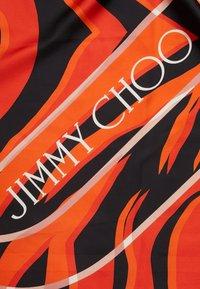 Jimmy Choo - Foulard - mandarin red - 1