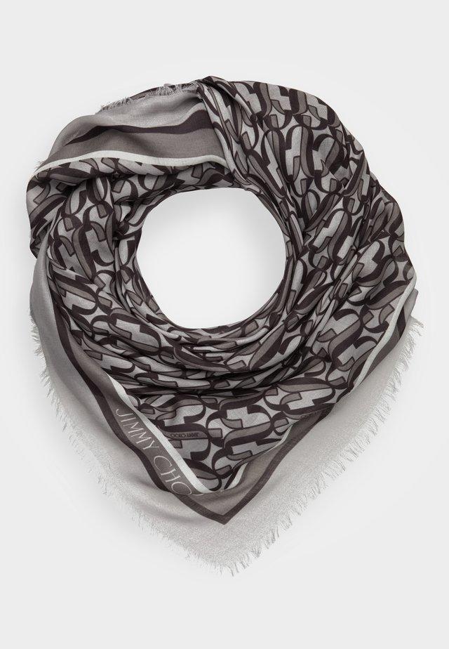 Pañuelo - silver/black