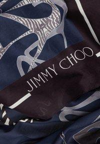 Jimmy Choo - Sciarpa - navy blue - 1