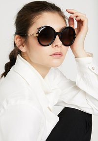Jimmy Choo - ADRIA - Solbriller - black - 1