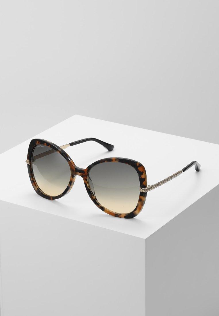 Jimmy Choo - Sonnenbrille - brown