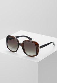 Jimmy Choo - AMADA - Sunglasses - dark havana - 0