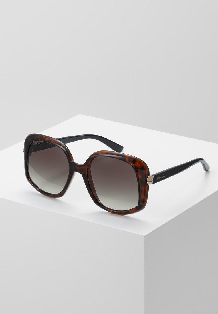 Jimmy Choo - AMADA - Sunglasses - dark havana