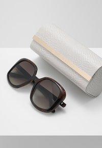 Jimmy Choo - AMADA - Sunglasses - dark havana - 2