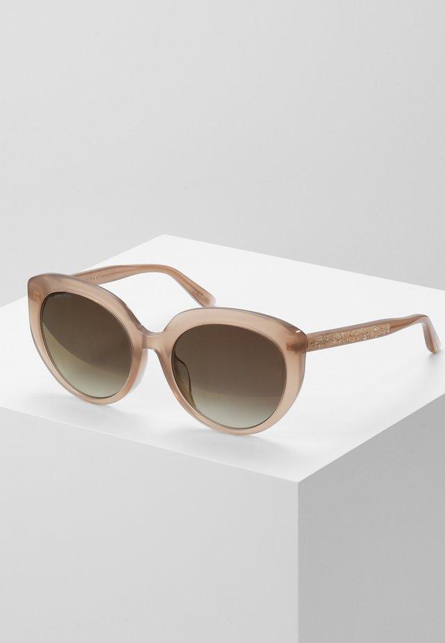ETTY - Okulary przeciwsłoneczne - nude