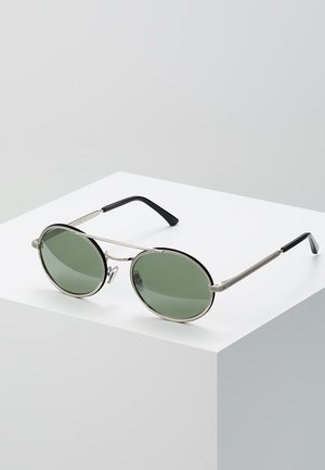 Sonnenbrille - gold-coloured/black