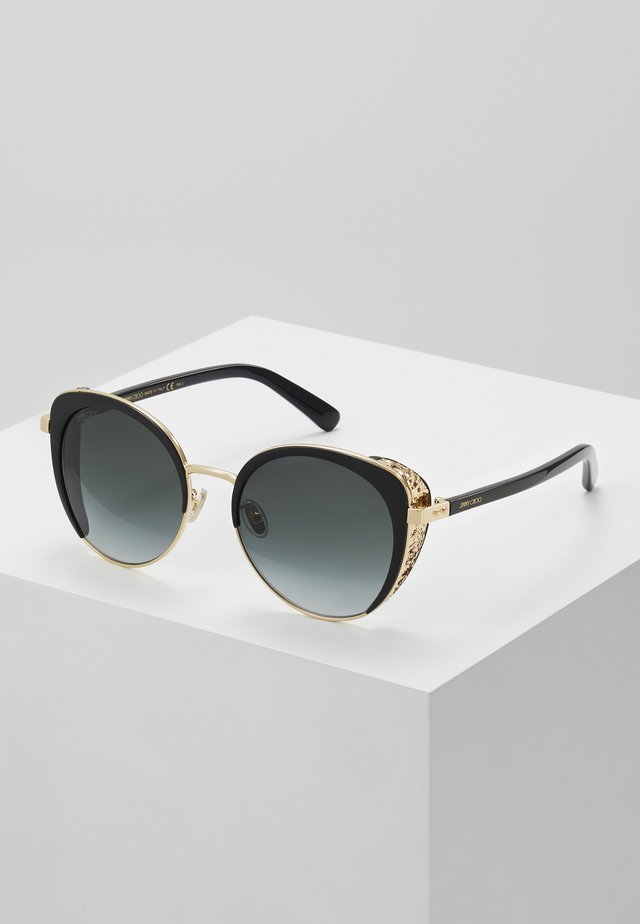 GABBY - Sunglasses - black/gold