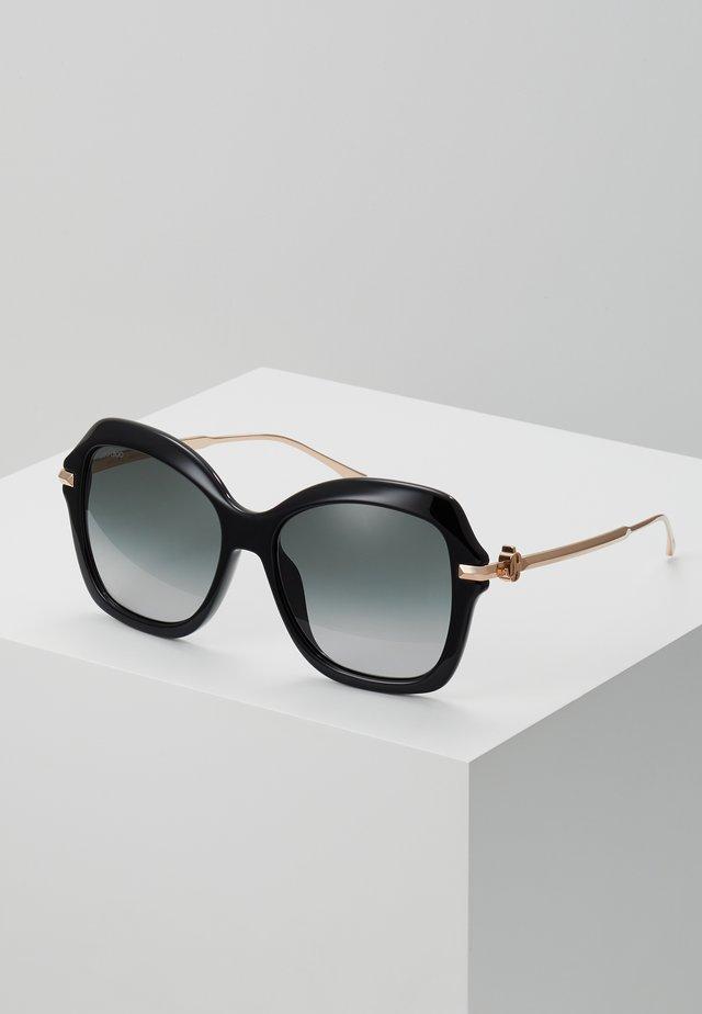 TESSY - Sluneční brýle - black