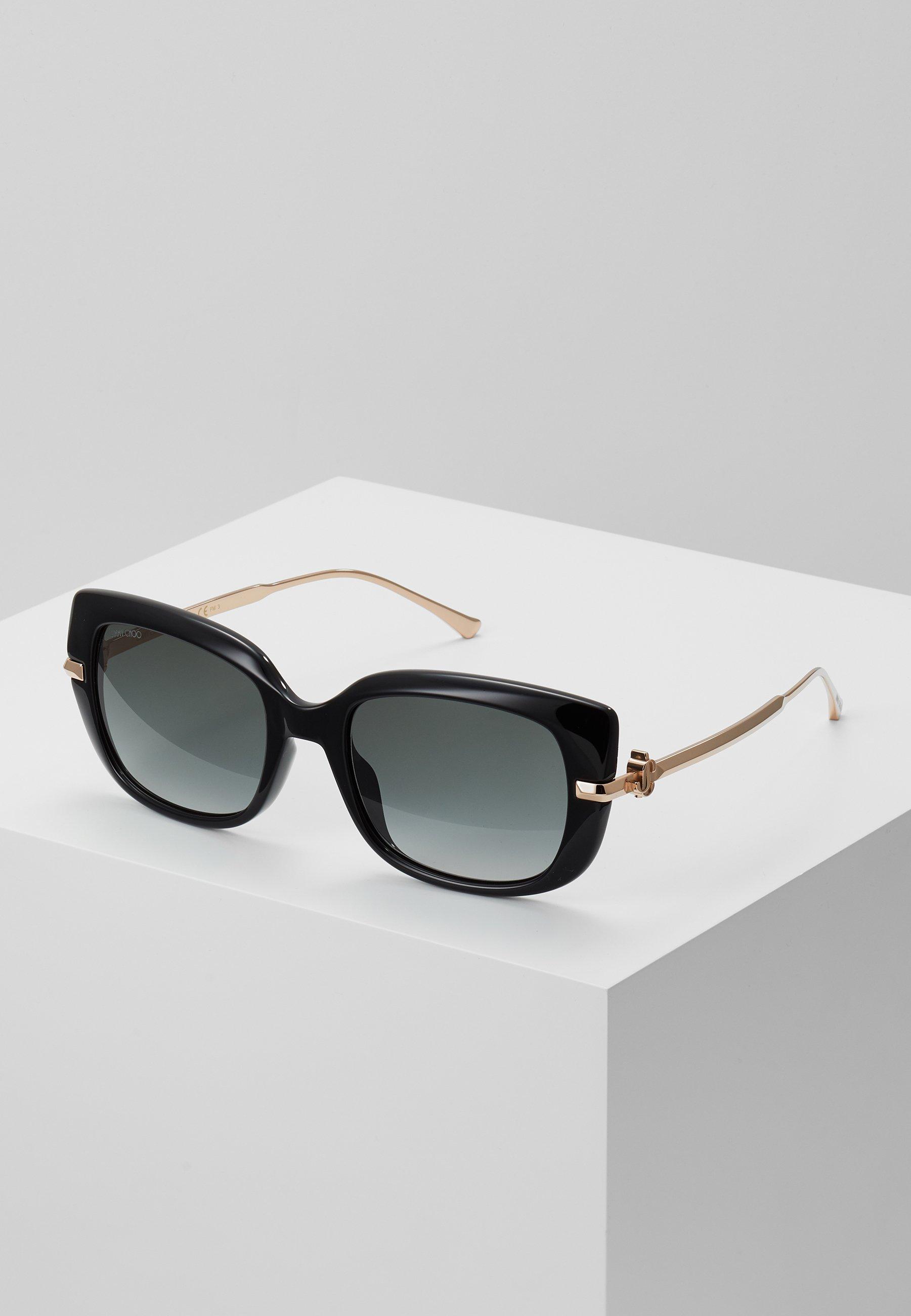 Jimmy Choo ORLA - Sunglasses - black