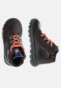 Jimmy Joy - Sneakers hoog - brown - 1
